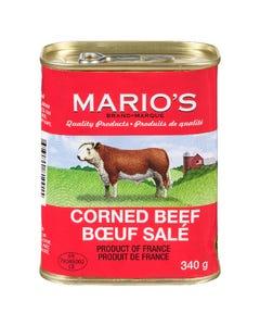 Mario's Corned Beef 340G