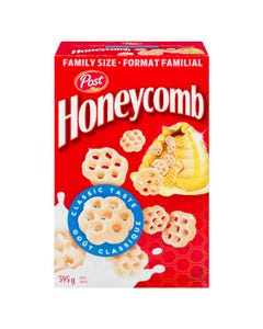 Post Honeycomb Cereal 595g