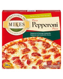 Mikes Pepperoni Pizza 880G