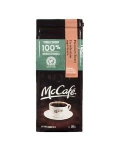 McCafe Premium Roast Medium Dark Roast Fine Ground Coffee 340G