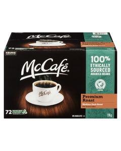 McCafe Premium Roast K-Cup Pods 72CT