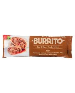 Wrap' N Go Burrito Beef and Bean 142G