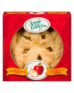 Apple Valley Apple Pie 550G
