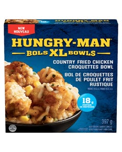 Hungry-Man XL Bowls Country Fried Chicken 397G