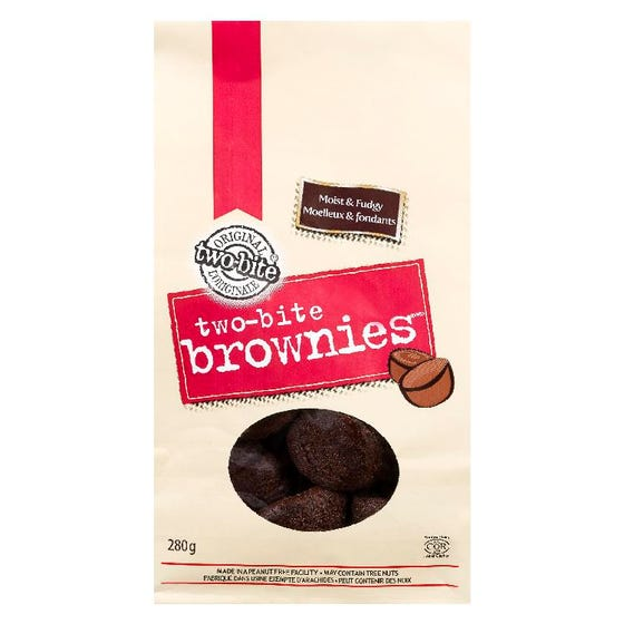 Two Bite Brownies 280G