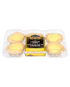 The Worthy Crumb Lemon Tarts 400G