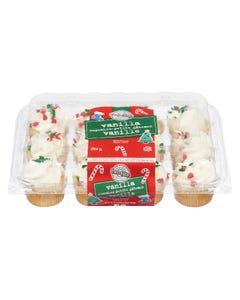 Two Bite Cupcakes Vanilla 284G