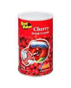 Best Value  Drink Crystals Cherry 2kg