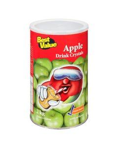 Best Value Drink Crystals Apple 2kg