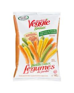 Garden Veggie Straws Rosemary & Olive Oil 142G