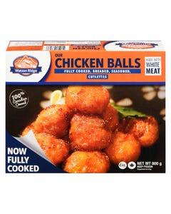Watson Ridge Chicken Balls 800G