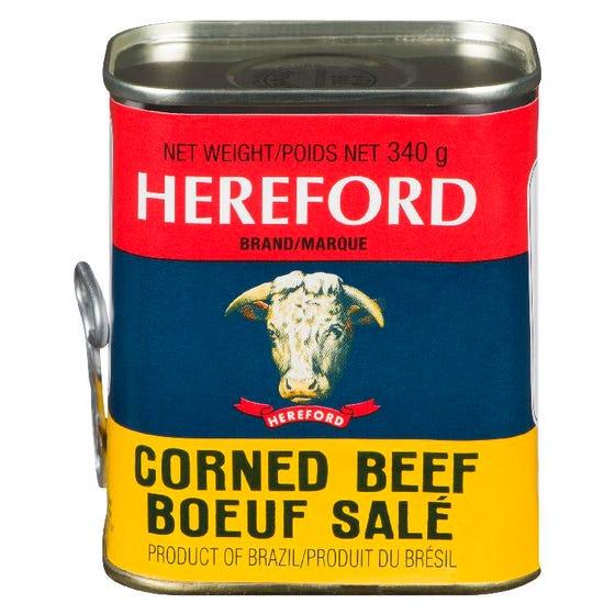 Hereford Bœuf Salé 340G