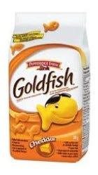 Goldfish Cheddar Crackers 200G
