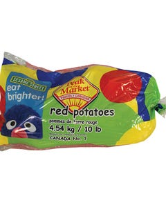 Potatoes Red Bag 10LB