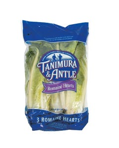 Lettuce Romaine Hearts 652g