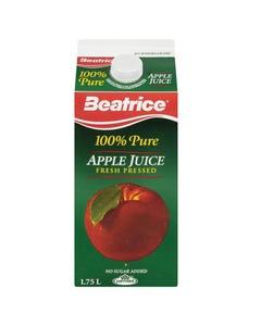 Beatrice Apple Juice 1.75L
