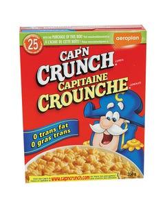 Quaker Cap'n Crunch Cereal 350g