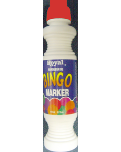 Bingo Marker Red 110 ML