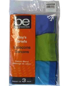 Boys Underwear 3-Pack 6X