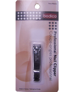 Fingernail Clippers with File