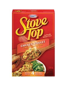 Stove Top Stuffing Mix Chicken 120g
