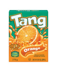 Tang Drink Crystals Orange 3x92g