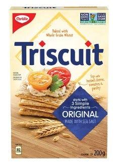 Triscuit Originaux 200G