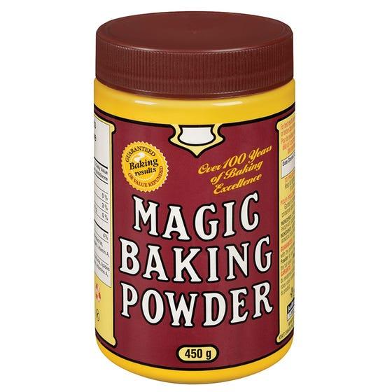 Magic Poudre à Pâte 450G