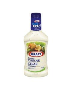 Kraft Dressing Creamy Caesar 475ML
