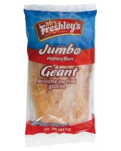 Mrs. Freshley's Original Jumbo Honey Bun 142G