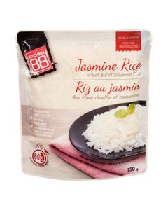 Kitchen 88 Microwave Jasmine Rice 150g