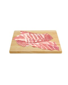 Pork Side Ribs Centre Off Family Pack PER KG
