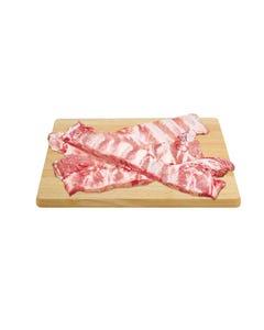 Pork Side Ribs Sweet & Sour Cut Family Pack PER KG