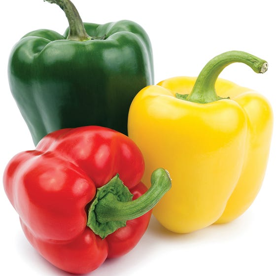 Peppers Mixed Bag 3pk