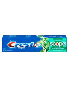 Crest Complete Scope Dentifrice Menthe 125ml