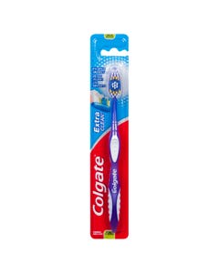 Colgate Extra Clean Brosse à Dents Moyenne