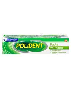 Polident Nettoyant Pour Protheses Dentaires Pate Quotidien 90ml