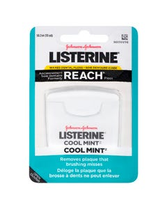 Listerine Cool Mint Waxed Floss 50.3m