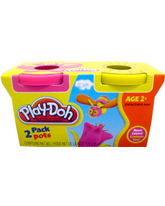 Play Doh 2 Pack Assorted