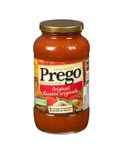 Prego Pasta Sauce Original 645ML