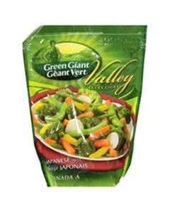 Green Giant Valley Selections Japanese Mix 500G