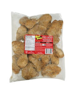 Best Value Crispy Chicken Bag 2kg