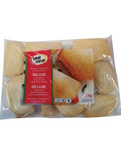 Best Value Panzerotti Deluxe 1kg
