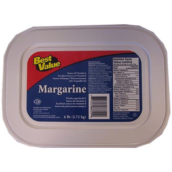 Best Value Margarine 2.72kg