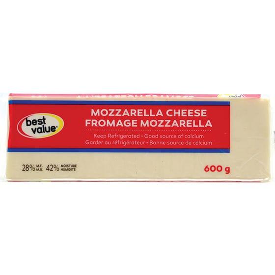 BV Fromage Mozzarella 600G