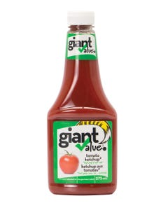 Giant Value Tomato Ketchup 575ML