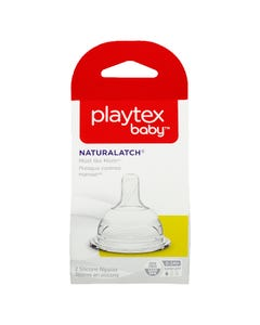 Playtex Natural Latch Slow Flow Nipple 2