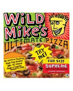 Wild Mike's Fun Size Pizza Supreme 435g