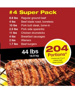 Meat Pack 4 Super Pack
