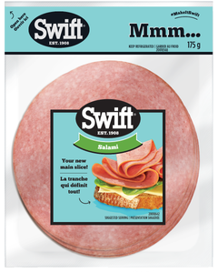 Swift Salami Sliced 175g
